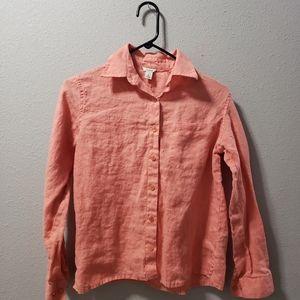 LL Bean Button Down Shirt